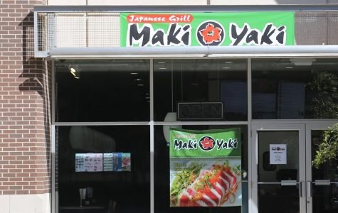 Alumnus rolls out Japanese cuisine