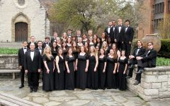 Marquette Chorus invited to sing in London
