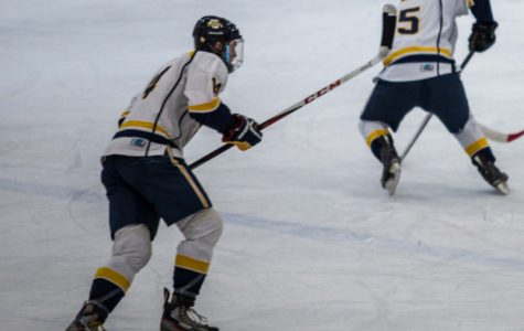 Stillman the centerpiece of offensive-focused hockey squad