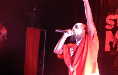 Tech N9ne rocks the Rave for the second time in 2016
