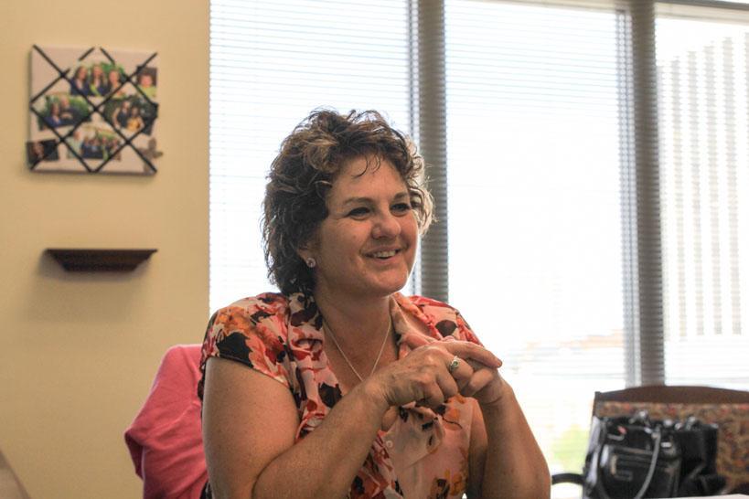 Sally Doyle discusses tenure.