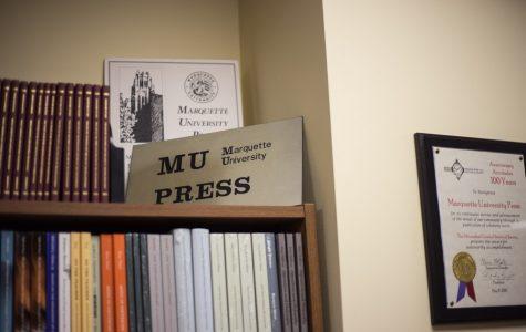 Marquette University Press celebrates 100 years