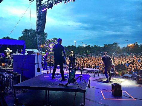 All Time Low. Photo via facebook.com/riotfest1