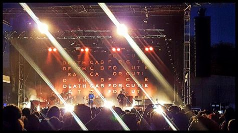 Death Cab For Cutie. Photo via: facebook.com/riotfest1