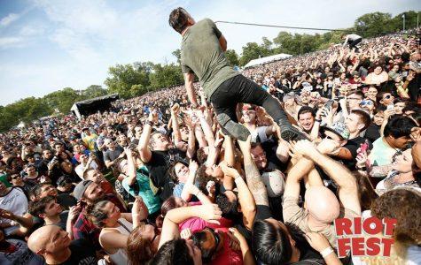 Riot Fest Day 2 Recap