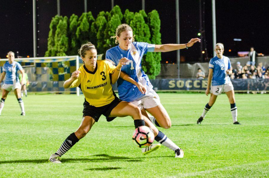 Morgan+Proffitt+was+busy+in+the+second+half%2C+as+she+was+at+the+center+of+a+majority+of+Marquette%27s+corner+kicks.