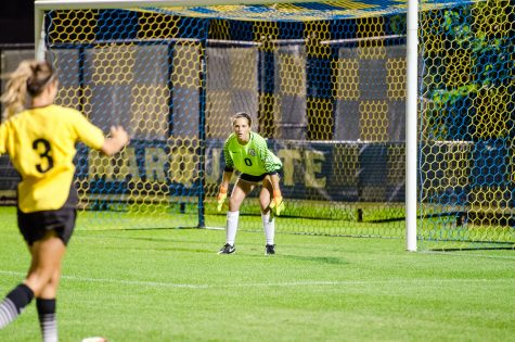 Henry poised to join exclusive club of Marquette goalkeepers