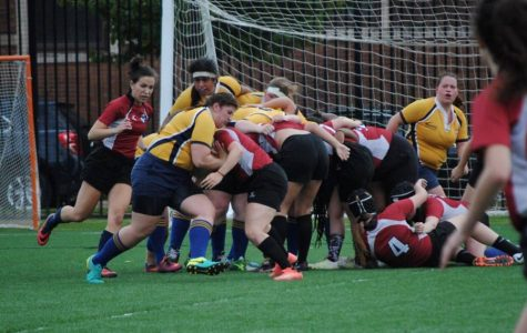 Women's rugby close to undefeated season