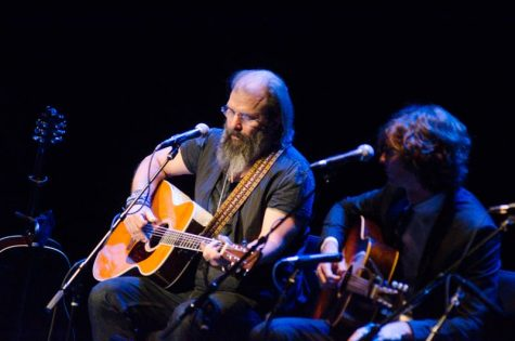 Steve Earle. Photo via: facebook.com/pabsttheater