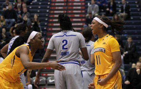 Youthful women's basketball team has high expectations