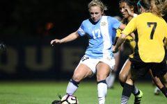 Bartels powers 2-0 road win over Villanova