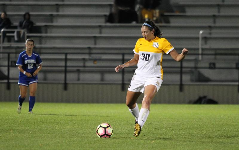 Marquette Women's Soccer vs. Seton Hall