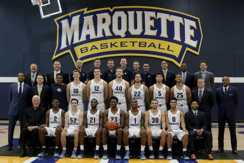 PHOTOS: Men's basketball Media Day