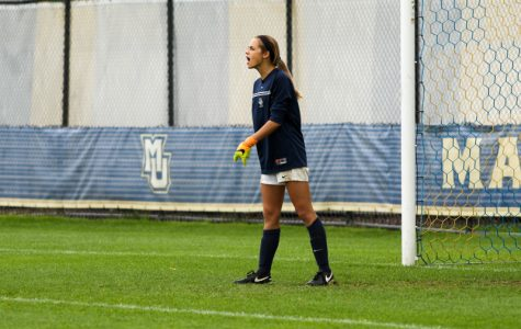 Maddy Henry has recorded three straight shutouts.
