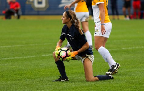 Maddy Henry now has two shutouts this season.