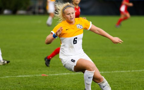 Pfeiffer finds consistency in final season