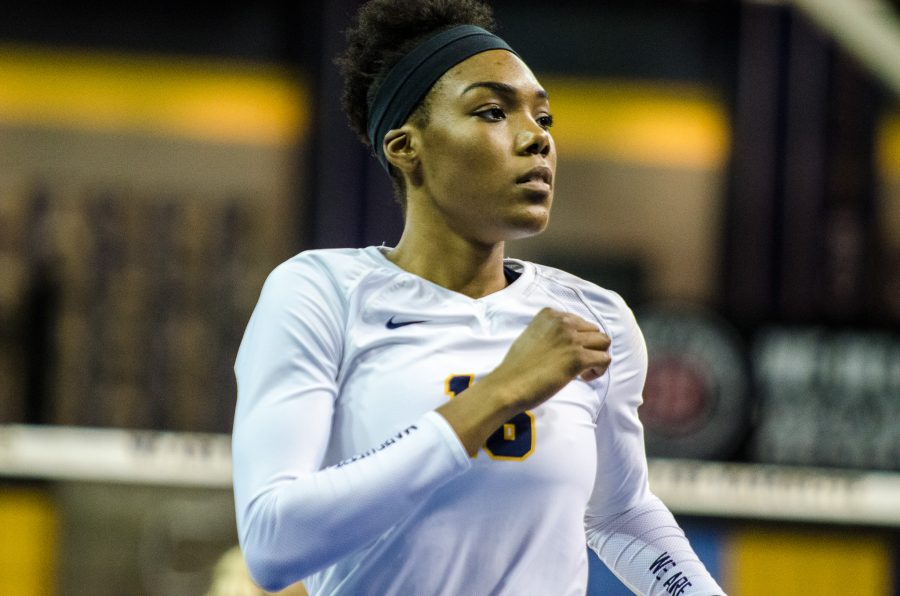 Taylor+Louis+is+the+second+Marquette+player+in+program+history+to+net+1%2C000+kills+as+a+sophomore.