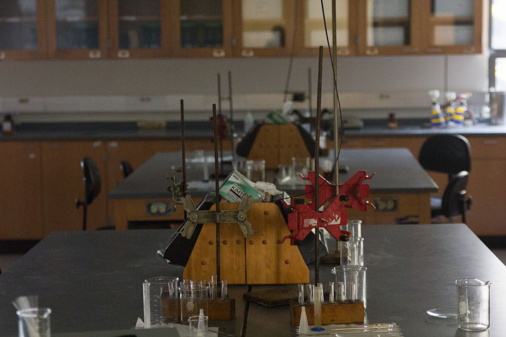 Chemistry professors look into benefits of flipped classrooms
