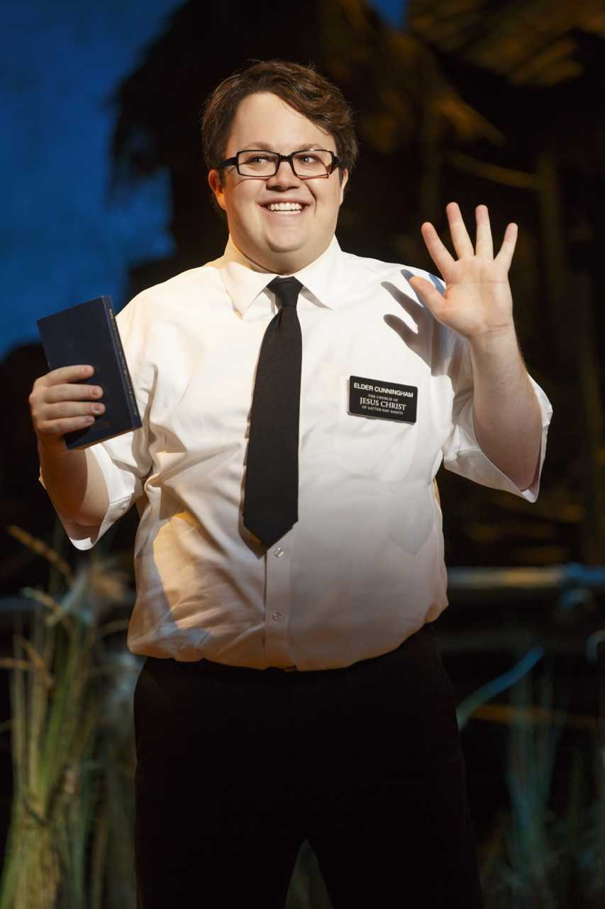 Cody+Jamison+Strand+has+performed+The+Book+of+Mormon+1%2C300+times.