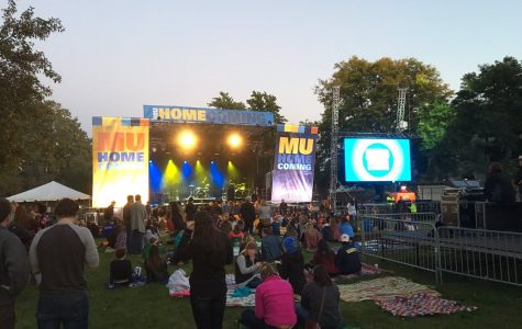 Marquette successfully put on Homecoming concert