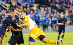 Corners a concern for men's soccer