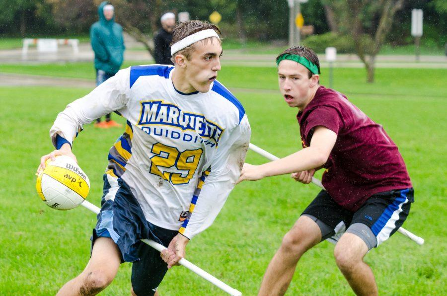 Marquette+Quidditch+stays+grounded