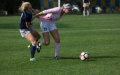 Women's soccer falls 2-0 to No. 7 Georgetown