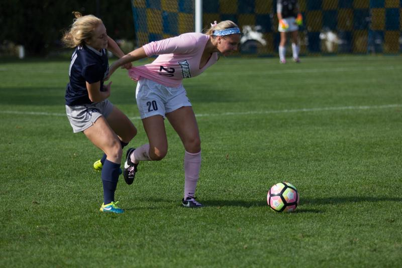 Women%27s+soccer+falls+2-0+to+No.+7+Georgetown