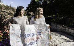 Peers seek to promote positivity, self-worth