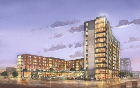 Final Master Plan meeting, residence hall breaking ground Nov. 2