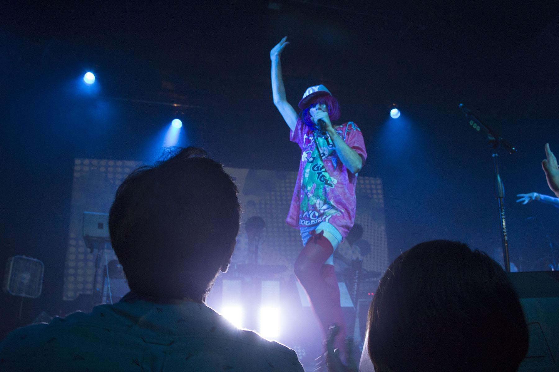 of Montreal Photo: Lily Wellen