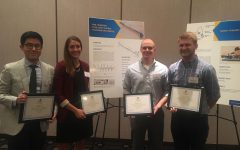 Marquette students, faculty honored for receiving patents