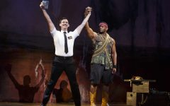 """""""Book of Mormon"""" successfully  embraces absurdity of a musical"""