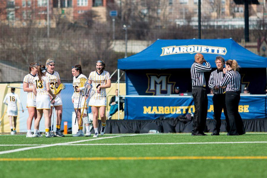 Marquette%27s+men%27s+and+women%27s+lacrosse+teams+play+their+games+on+middle+field.