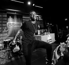 IshDARR performs at the 88.9 Radio Milwaukee studio on February 26th, 2016.