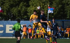 Prpa's goal earns Marquette 1-1 draw with Georgetown