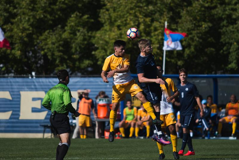 Prpa%27s+goal+earns+Marquette+1-1+draw+with+Georgetown