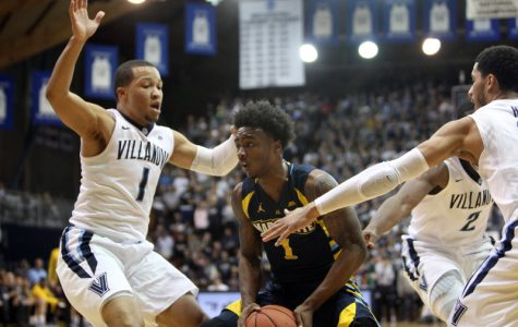 Jalen Brunson won't have to share point guard minutes with Ryan Arcidiacono this season.
