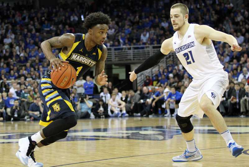 Creighton is ranked 10th in the latest AP Poll.