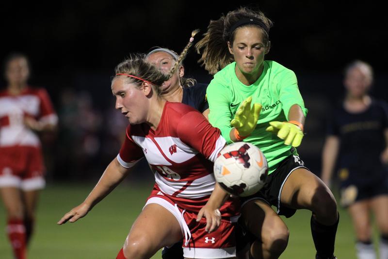Marquette Women's Soccer vs. WI (exhibition)