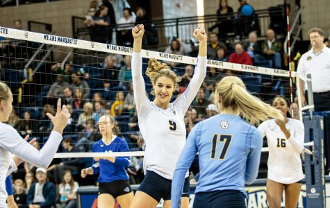 Volleyball to face Washington State in NCAA Tournament