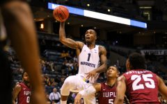 Marquette shakes things up in blowout over IUPUI