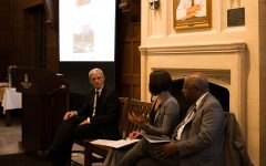 Fireside chat encourages conversation on difficult issues