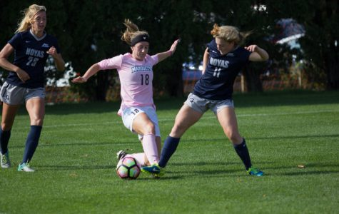WSOC falls in BIG EAST title game to No. 7 Georgetown