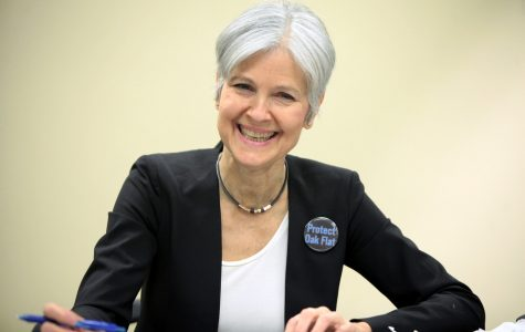 Jill Stein's request for votes to be recounted by hand was denied.