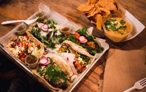 Tacos meat tastebuds