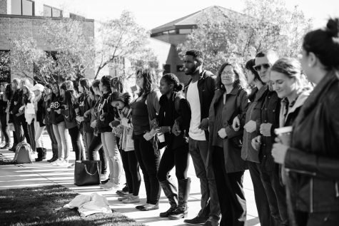 Students march, walk out in solidarity for increased protection of marginalized students