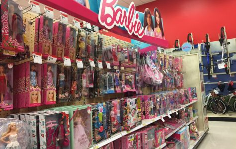 The exposure to new ideas and values that college brings reveals the ethical discrepancies represented in children's toys.