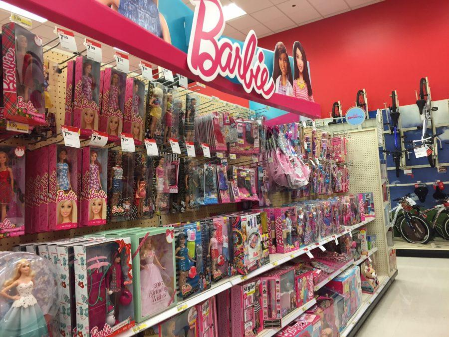 Target Toy Aisle : Vakulskas college insights offer new view of toy aisle