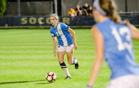 Women's soccer season ends with some goals met